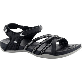 Hi-Tec Savanna II Sandalen Dames, black/cool grey